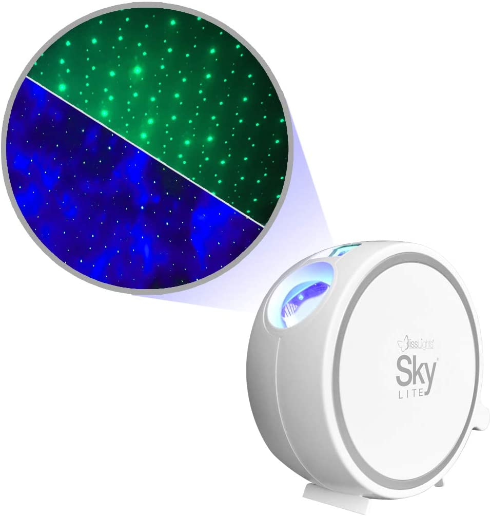 BlissLights Laser Projector