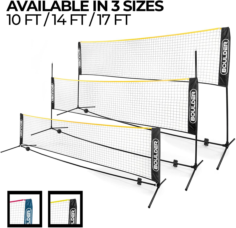 Boulder Portable Badminton