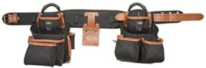 CLC Custom LeatherCraft 51452 4 Piece Tool Belt by Custom Leathercraft
