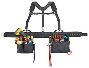 CLC Custom Leathercraft 1608 Electrician's Tool Belt by Custom Leathercraft