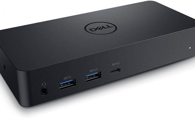 Dell D6000 Dock
