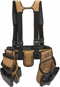 Dickies Work Gear – 4-Piece Rig – 57023 – Tool Belt Suspenders