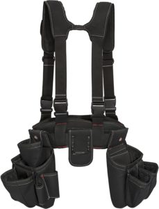 Dickies Work Gear 57077 Black toolbelt by Dickies Work Gear