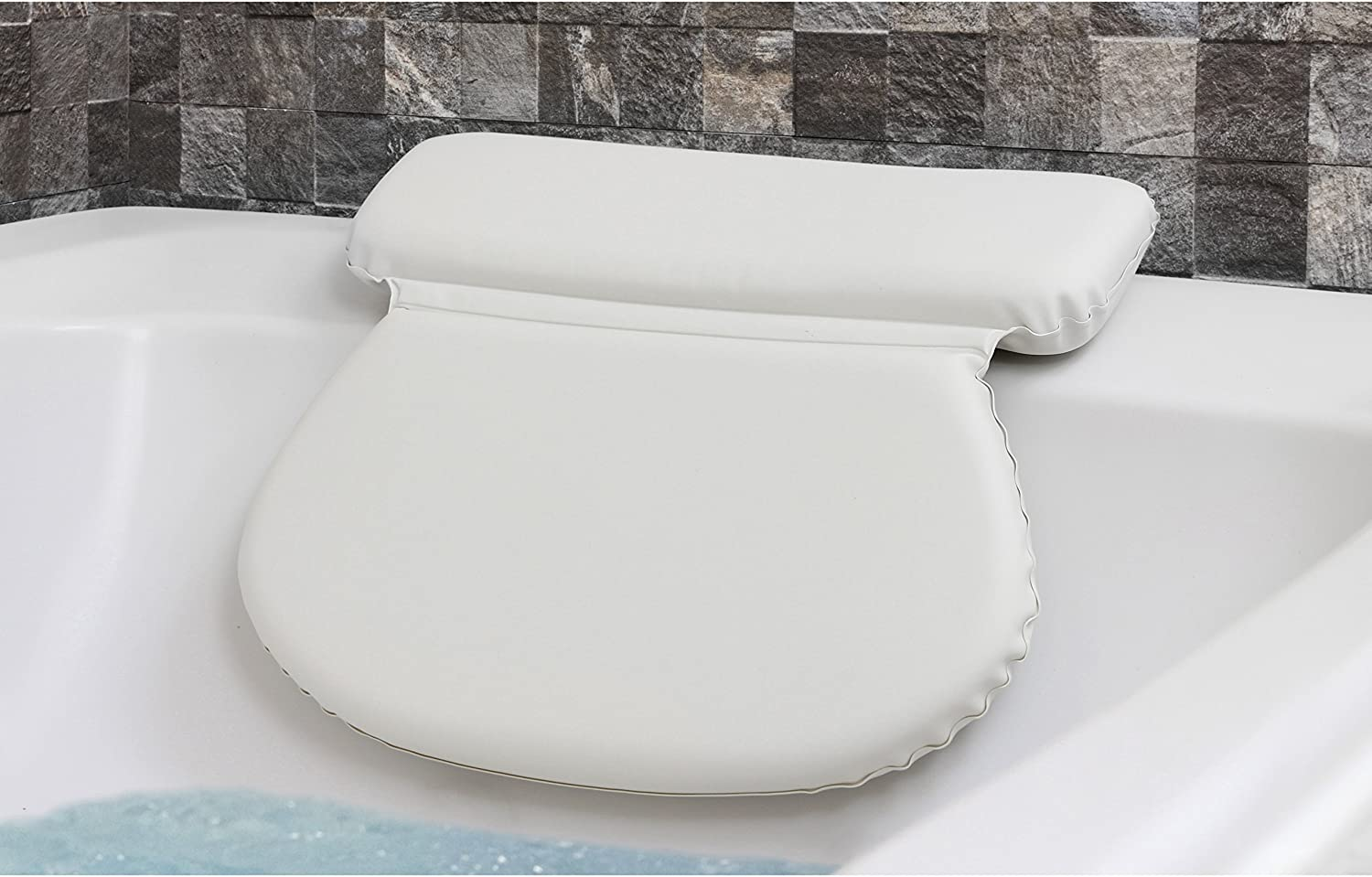 Epica 2X-Thick Luxury Spa Bath Pillow