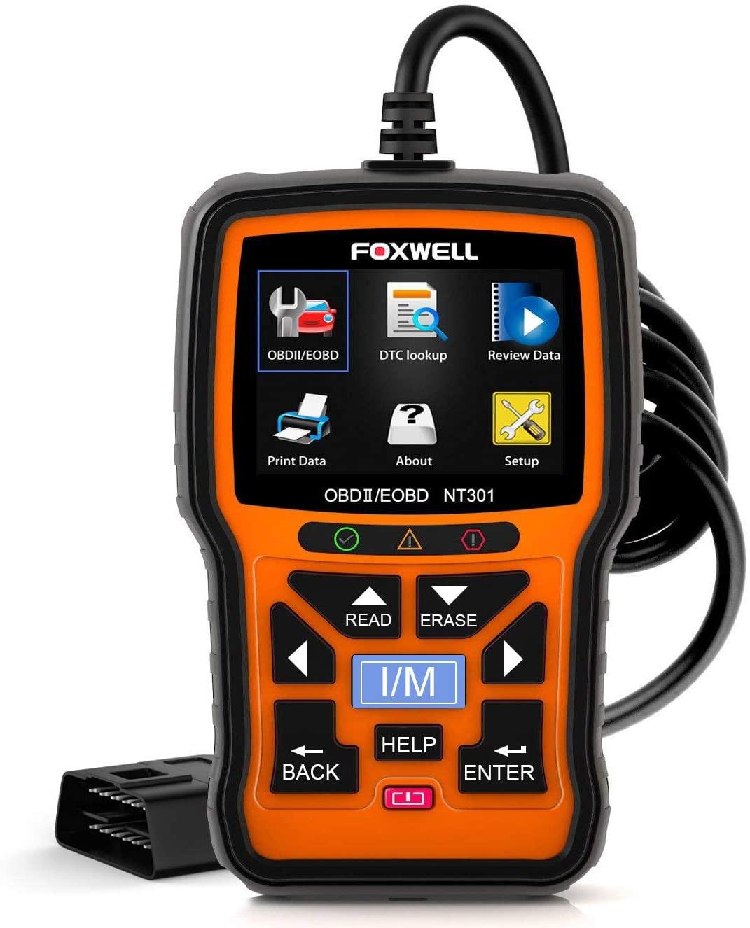 FOXWELL NT301 OBD2