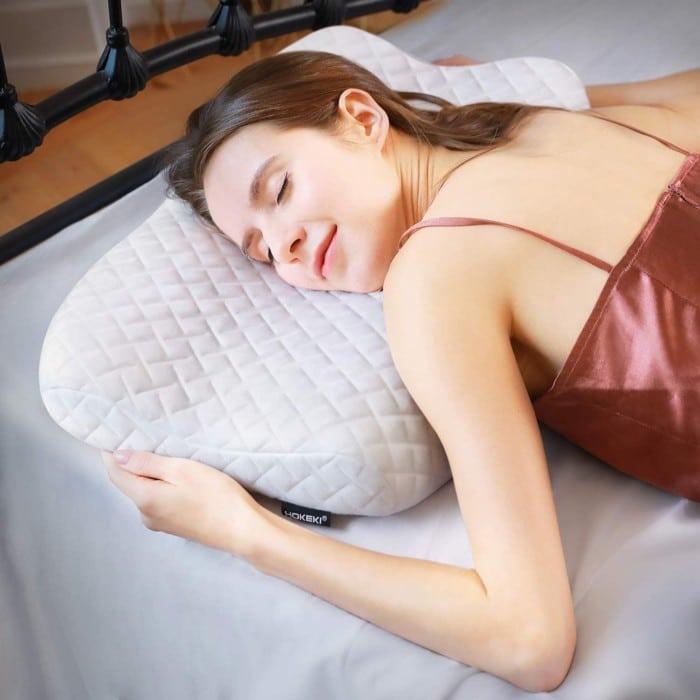 HOKEKI Pillow for Neck Pain