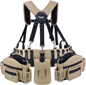 Jackson Palmer Professional Comfort-Rig Tool Belt by Jackson Palmer