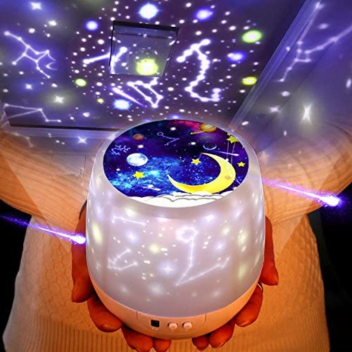 Luckkid Multifunctional Nightlight