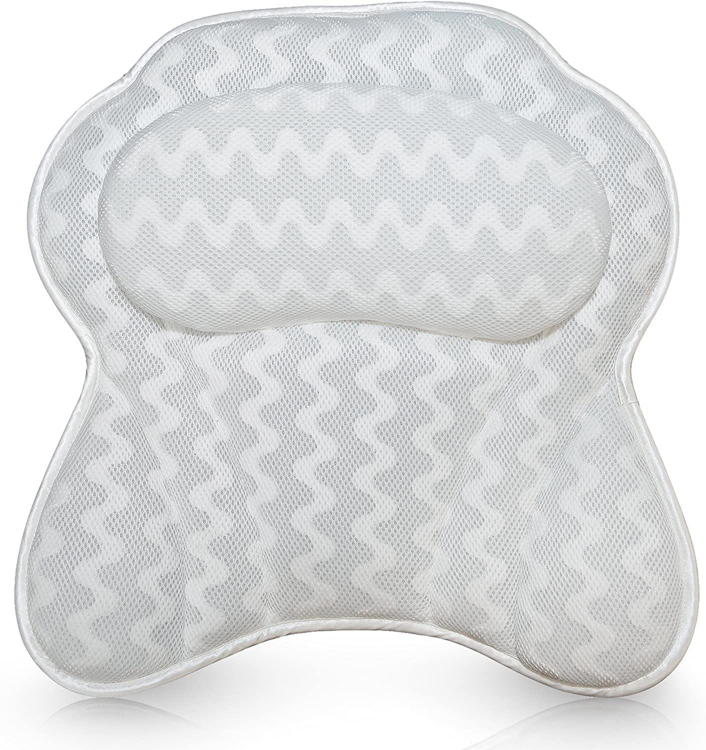 Luxurious Bath Pillow for Women & Men