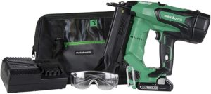 Metabo HPT Cordless Brad Nailer Kit