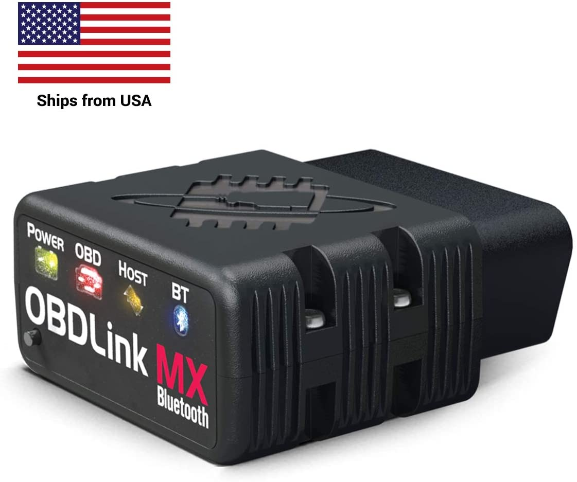 OBDLink MX Bluetooth OBD-II