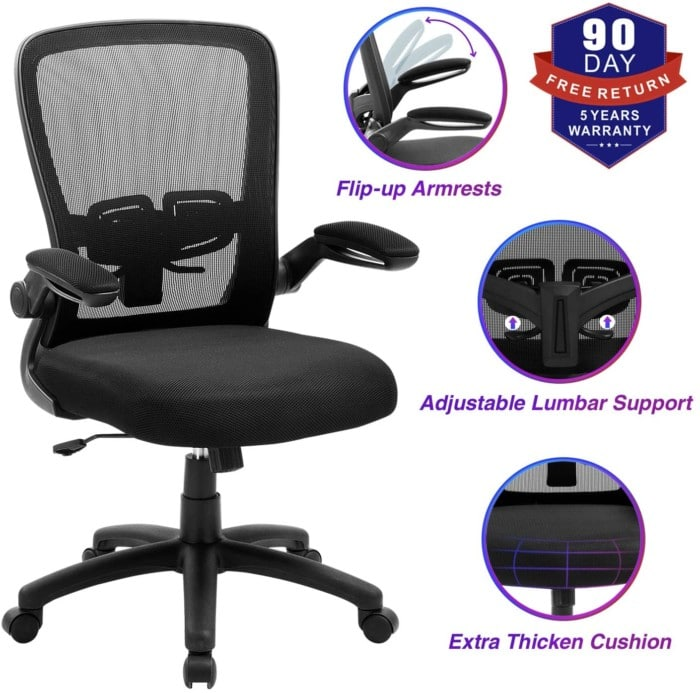 Office Chair, ZLHECTO