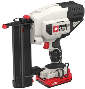 PORTER-CABLE 20V MAX (PCC790LA) Brad Nailer Kit, by PORTER-CABLE