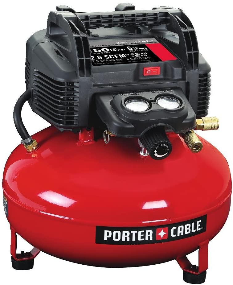 PORTER-CABLE C2002- Pancake Compressor
