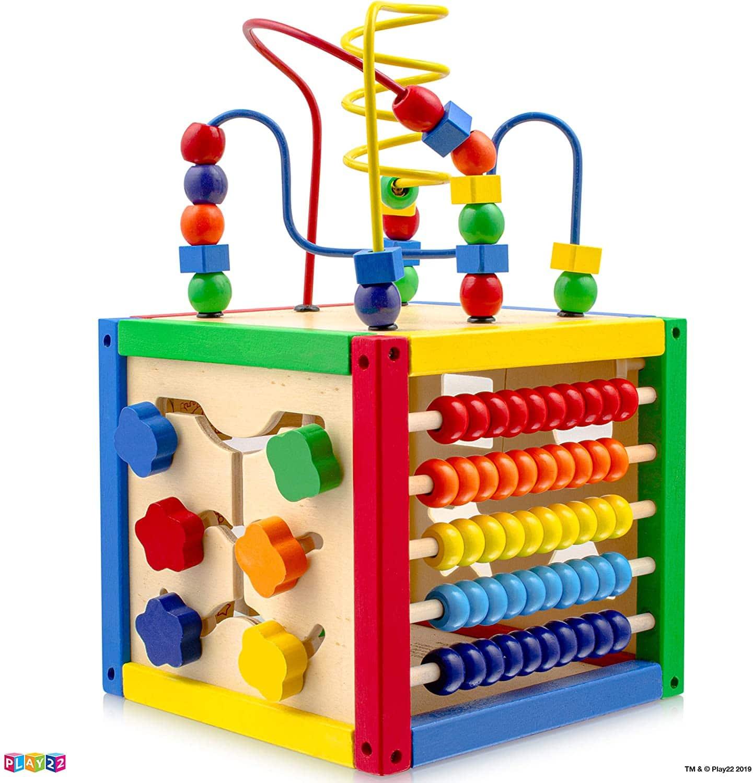 Play22 Activity Cube