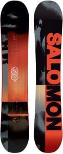 Salmon Pulse Snowboard