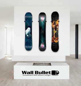 SkateHoarding Wall Bullet