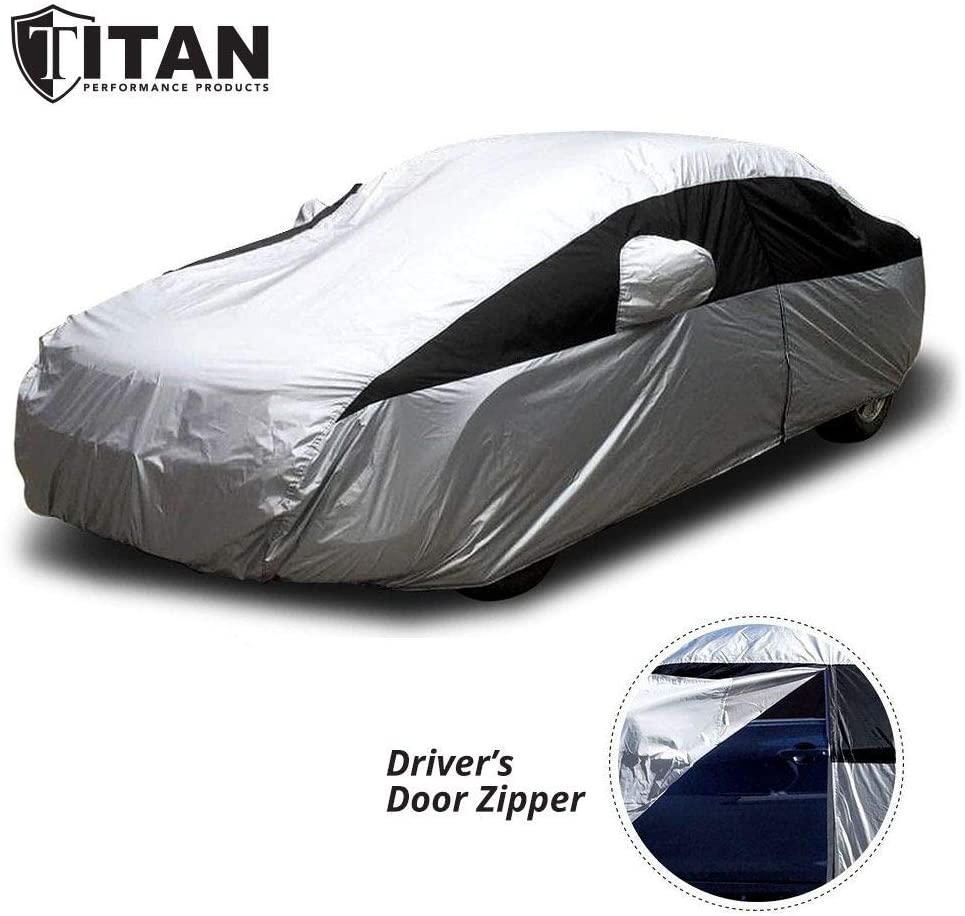 Titan Lightweight Car