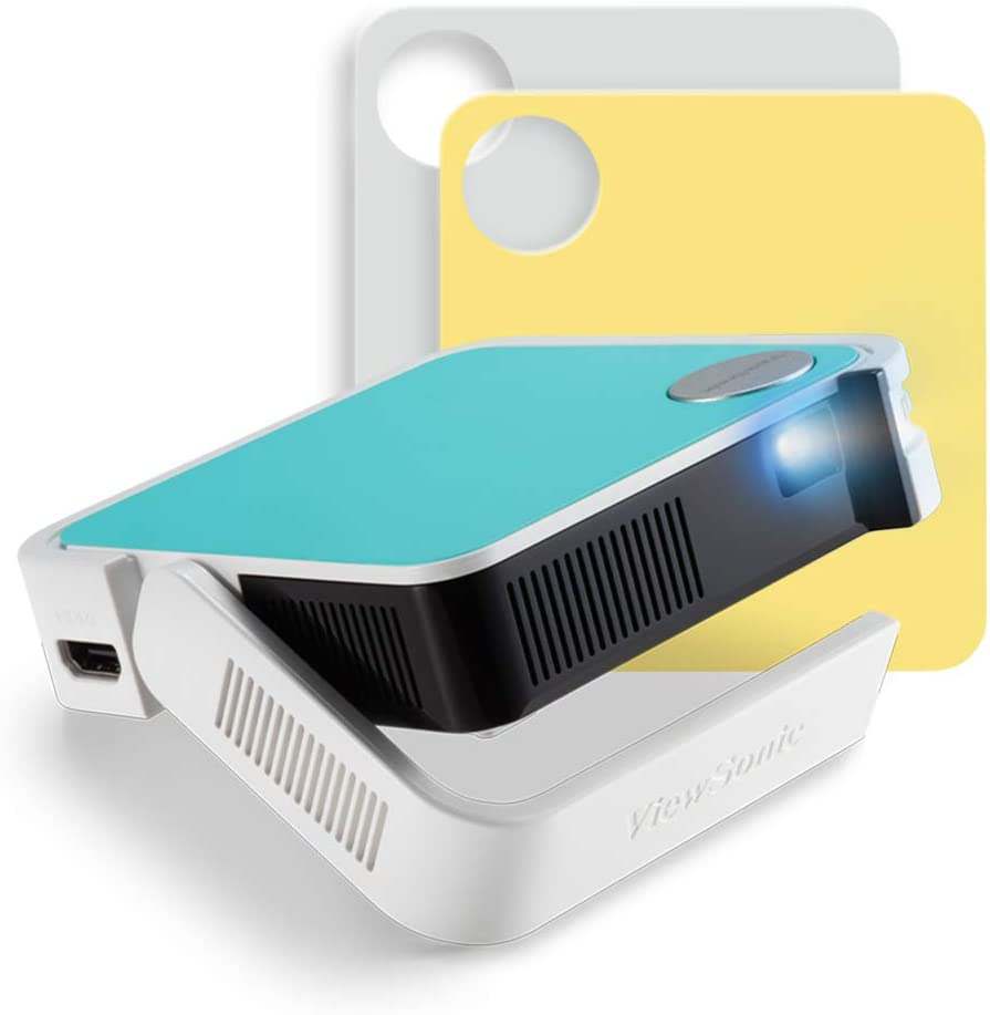 ViewSonic M1 Mini Portable LED Projector