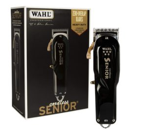 Wahl Professional Cordless Hair Trimmer with Grip