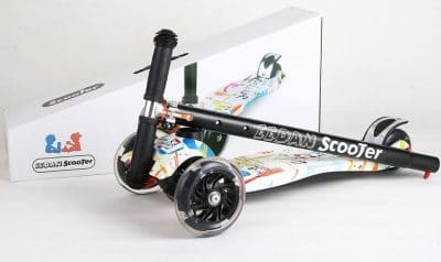 Wheel Scooters
