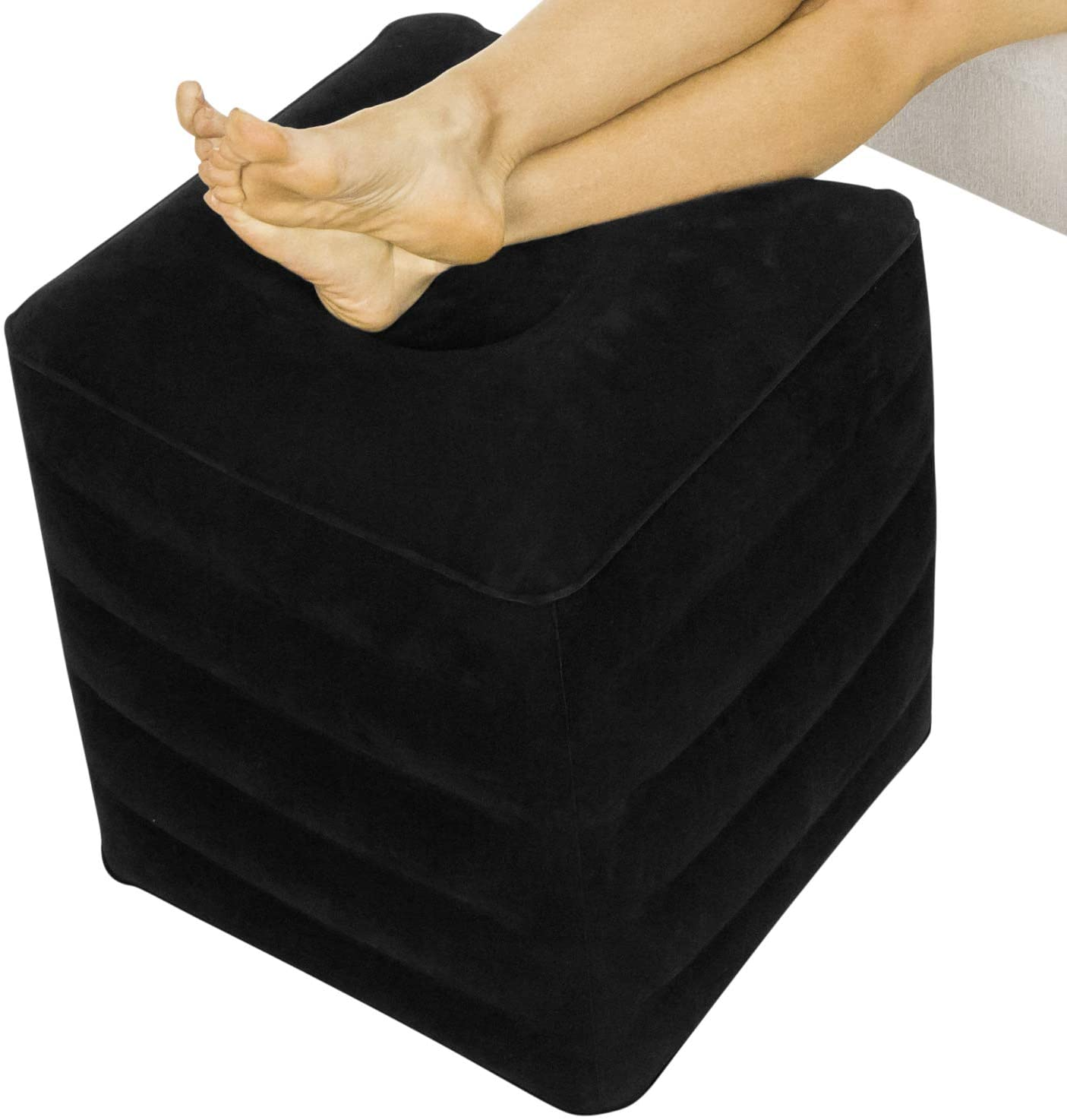 Xtra-Comfort Inflatable Ottoman