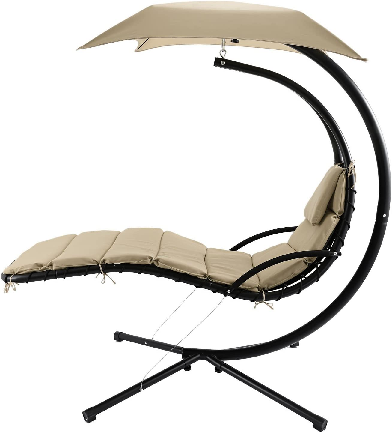 Ancheer hanging chaise lounger