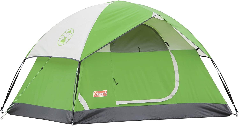 Coleman-Sundome Tent