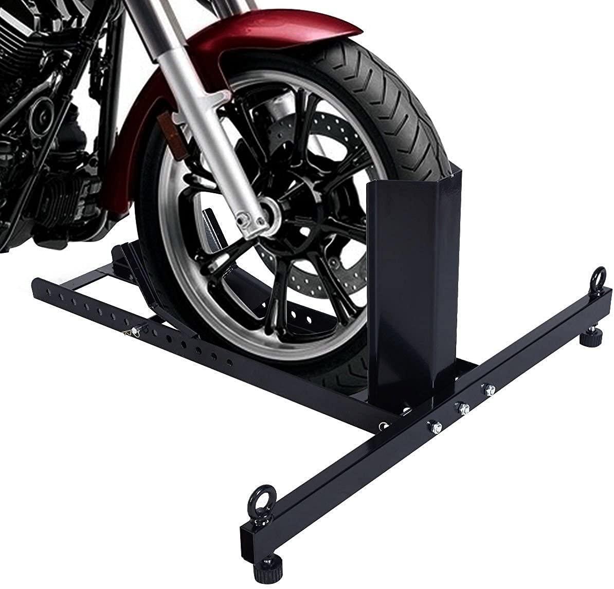 EGO BIKE Heavy Motorcycle Wheel Chocks