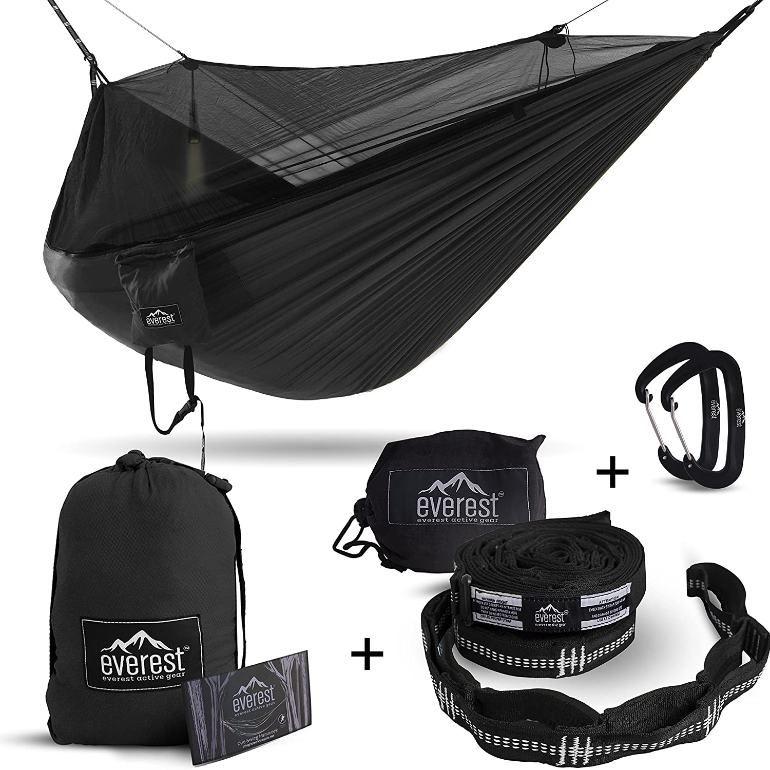 Everest Double Camping
