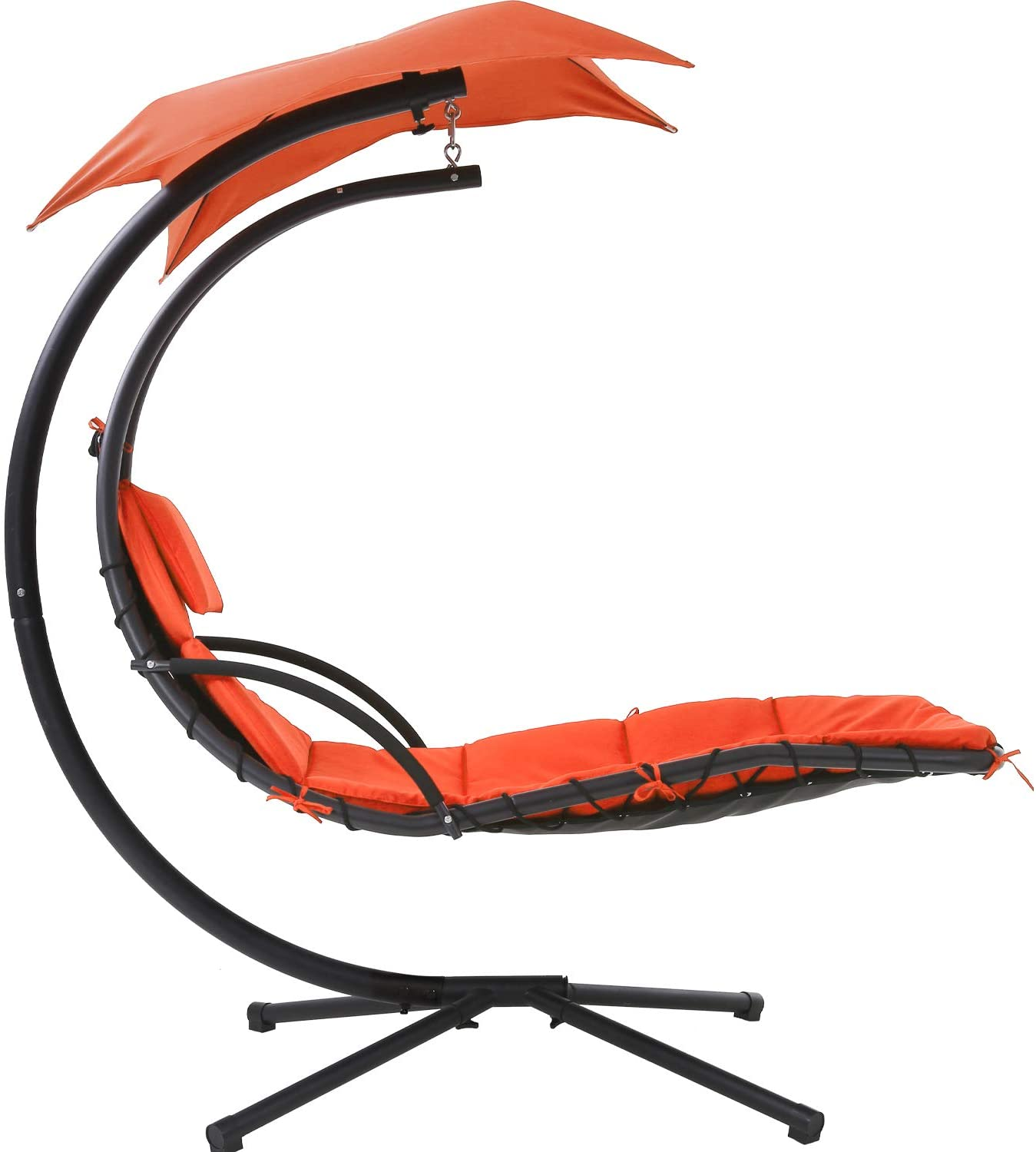 FDW Hanging Chaise Lounger