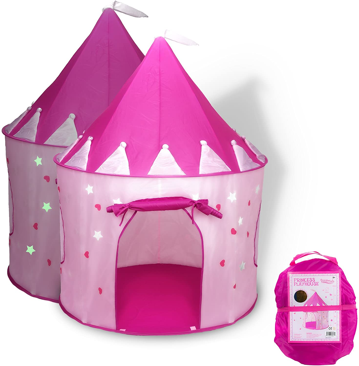 FoxPrint Princess Castle