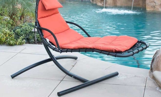 Hanging Chaise Loungers