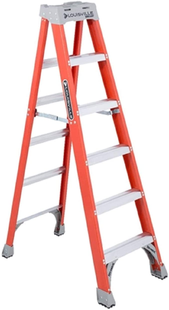 Louisville Fiberglass Ladder