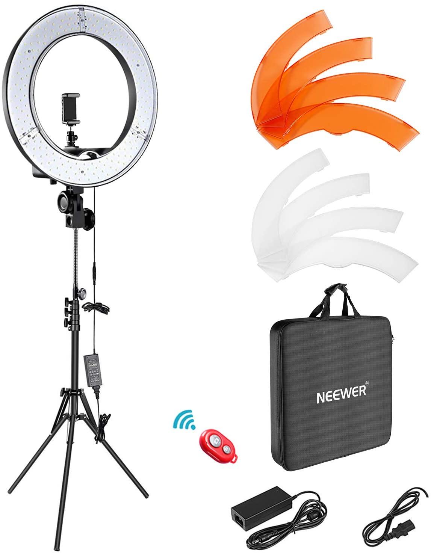 Neewer Ring Light Kit 18