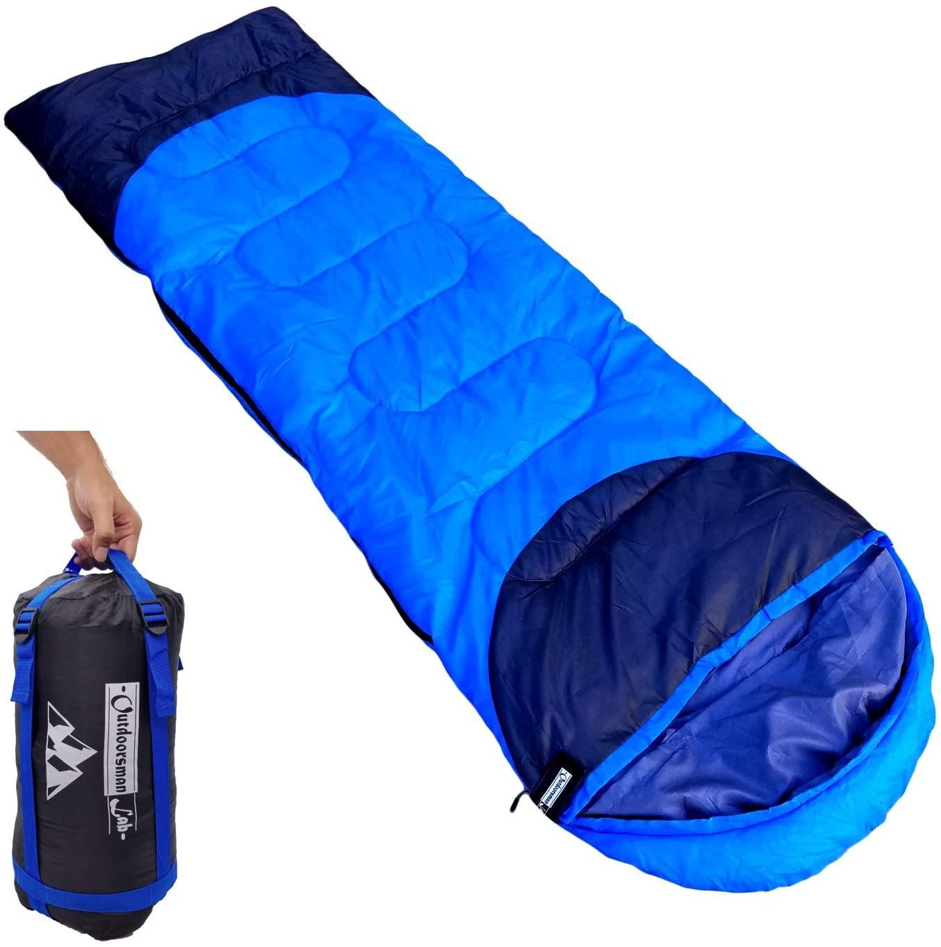 Outdoorsman Lab Lightweight Sleeping Bags