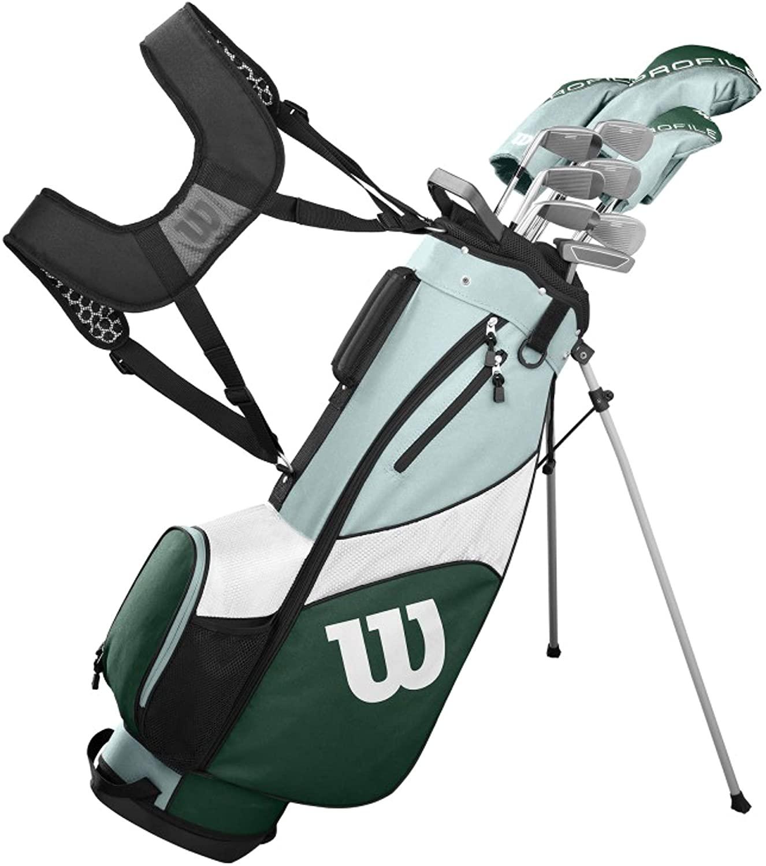 Wilson Golf Profile