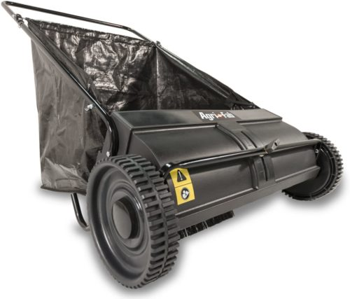 1. Agri-Fab Height Adjustment Push Lawn Sweeper