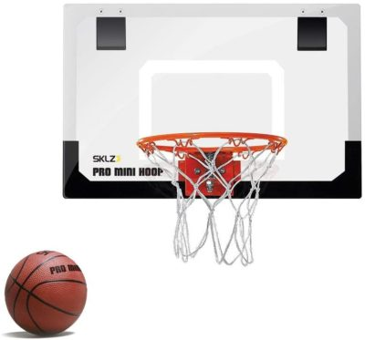 #1. SKLZ Pro Pool Basketball Hoop