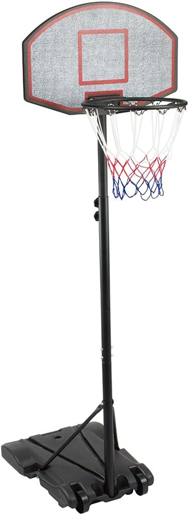 #10. KLB Adjustable Sport Pool Basketball Hoop