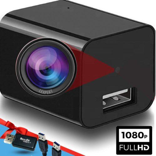 10. USB Spy Camera Nanny Cam Full HD 1080p