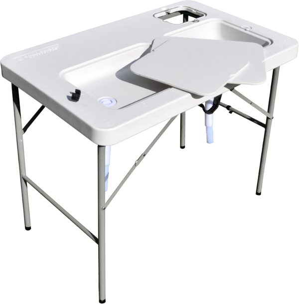 # 2. Coldcreek Outfitters Portable Fish Cleaning Table