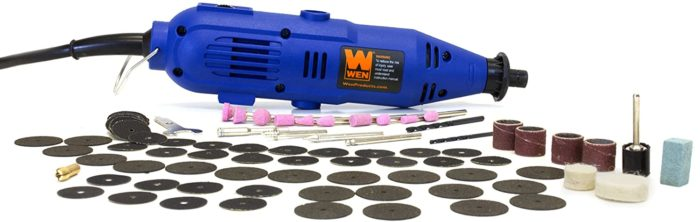 #2. WEN Variable Speed Rotary Tools