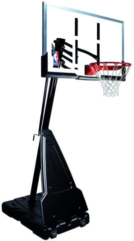 #3. Spalding NBA Pool Basketball Hoop