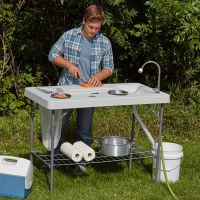 # 4. Katulas Deluxe Fish CleaningTable