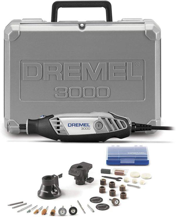 #5. Dremel 3000-Piece Rotary Tools