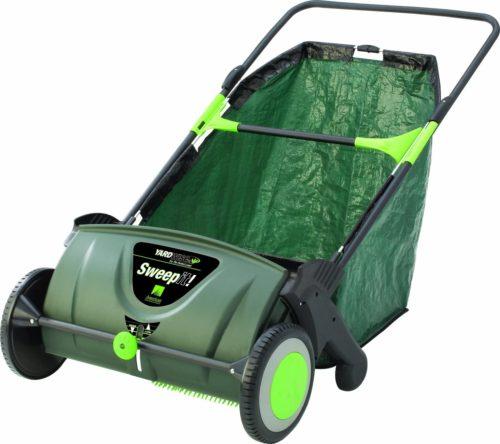 5. Yardwise Sweep It 21-Inch Push Lawn Sweeper