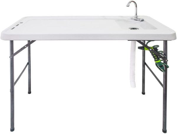 # 7. Goplus Folding Fish Cleaning Table