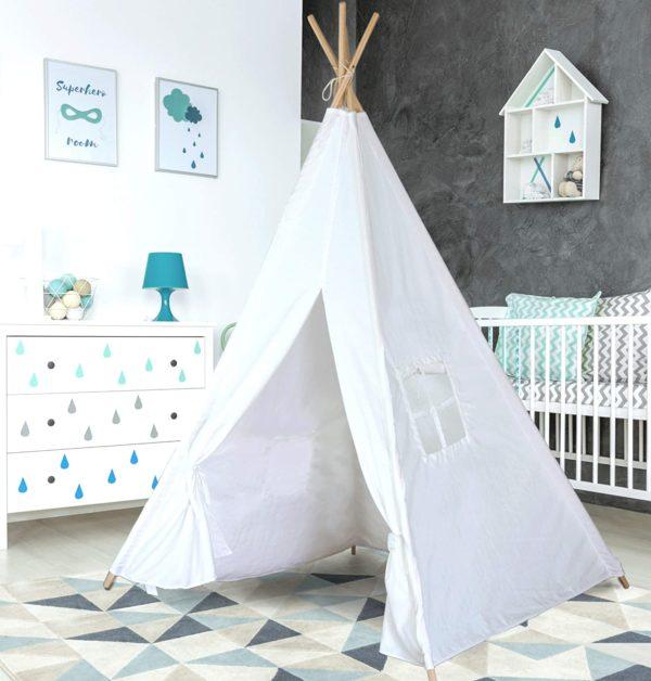 #7. PEP STEP Foldable Teepee for Kids