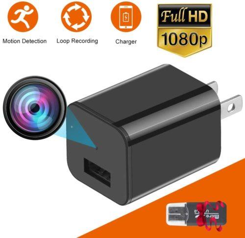 8. QBAOTE USB Spy Camera Premium Pack